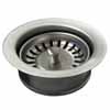 Native Trails 3-1/2''Diameter Basket Strainer with Disposer Trim, Fits 3-1/2'' Drain Opening