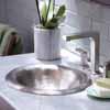 Native Trails Maestro Lotus Drop-in Bathroom Sink