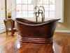 Native Trails 60'' Aurora Bathtub in Antique Copper