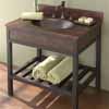 Native Trails Cuzco Vanity Base in Antique Copper