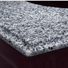 Vanity Top Granite Black/White