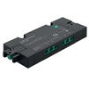 Hafele LOOX5 6-Way Distributor 24V, Box to Box without Switching Function, Black, Maximum Connected Wattage 90 W