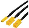 Hafele LOOX5 12V or 24V Extension Y Distributor