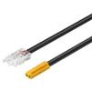 Loox5 12 V, 5 A/18 AWG 18 Lead Plug/Clip