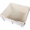 Hardware Resource Tan Canvas Liners