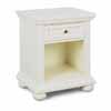 Home Styles Dover Night Stand in White Finish, 23-1/2