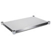 ESSK Series Economy Additional 18-Gauge Stainless Steel Ajustable Lower Shelf