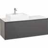 48'' Wide Costrel Single Sink Modern Wall Mounted Vanity