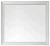James Martin Furniture Bristol 44'' Wall Mounted, Framed Rectangular Mirror
