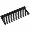 KRAUS Multipurpose Over Sink Roll-Up Dish Drying Rack