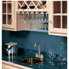 Stemware Racks for Under Cabinet or Shelf