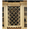 Cabinet Mount Wine Bottle Lattices