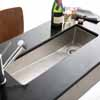 Native Trails Rio Chico Bar and Prep Drop-In or Undermount Sink