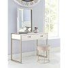 Vanities Warm Cherry Quot Vanity Mirror Amp Bench By Powell