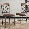 Oval Hardwood Dining Set Northern Heights Oval Dining