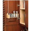 Rev-A-Shelf Wooden Storage Trays For Your Cabinet Door