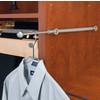 Closet Organization Solid Brass Fresno 10 Pullout