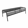 Safco CoGo™ Steel Outdoor/Indoor Bench, Backless in Multiple Finishes, 60